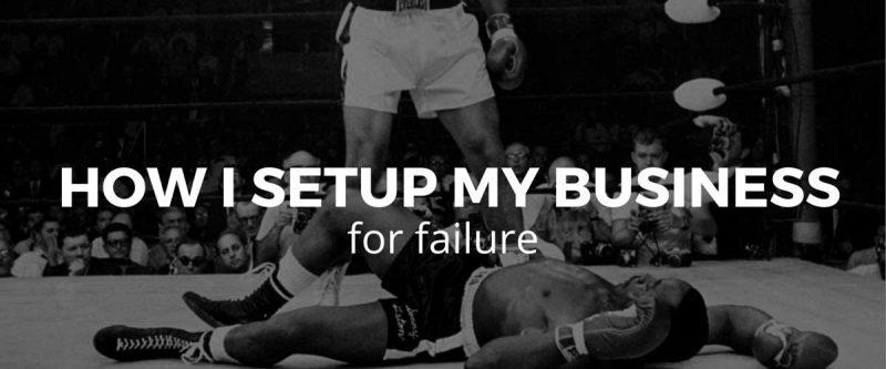 5 ways to avoid business failure